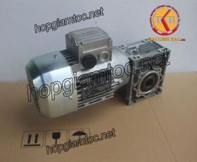 Motor giảm tốc cốt âm 0.37kw 1/25
