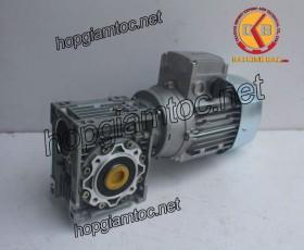 Motor giảm tốc cốt âm 0.37kw 1/2HP
