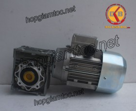 Motor giảm tốc cốt âm 0.55kw 1/30
