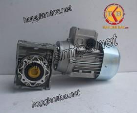 Motor giảm tốc cốt âm 0.75kw 1/15