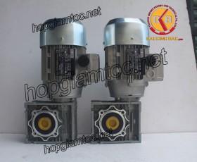 Motor giảm tốc cốt âm 0.75kw 1/40