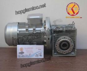 Motor giảm tốc cốt âm 0.75kw 1/50
