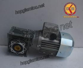 Motor giảm tốc cốt âm 1.1kw 1/5
