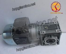 Motor giảm tốc cốt âm 1.1kw 3/2HP