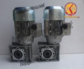 Motor giảm tốc cốt âm 1.5kw 1/50