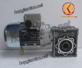 Motor giảm tốc cốt âm 1.5kw 1/60