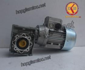 Motor giảm tốc cốt âm 1.5kw 1/7.5