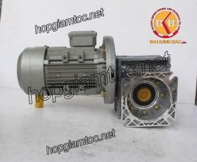Motor giảm tốc cốt âm 2.2kw 1/15