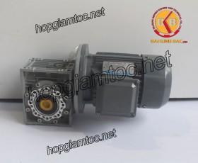 Motor giảm tốc cốt âm 2.2kw 1/25