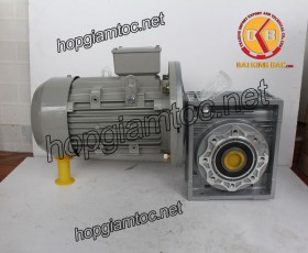 Motor giảm tốc cốt âm 2.2kw 1/30