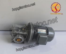Motor giảm tốc cốt âm 2.2kw 1/5