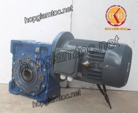 Motor giảm tốc cốt âm 5.5kw 1/25