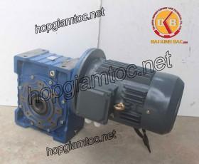 Motor giảm tốc cốt âm 7.5kw 1/30