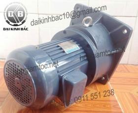 Motor giảm tốc Dolin mặt bích 3.7kw