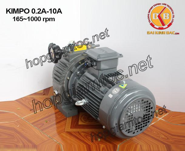 Motor giảm tốc vô cấp Kimpo 165~1000