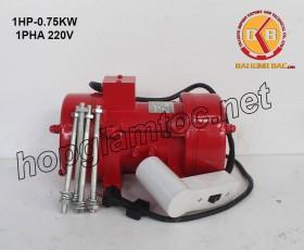 MOTOR RUNG 1HP 0.75KW 1PHA 220V