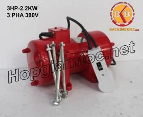 MOTOR RUNG 3HP 2.2KW 3PHA 380V