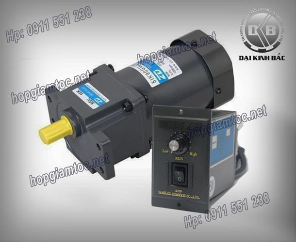 Speed control motor 140w 6IK140RGU-CF