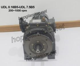 Variator UDL B5 200~1000rpm